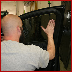 Our Window Tinting and Detailing Team